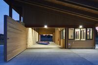 Project Gallery: Terry Trueblood Boathouse