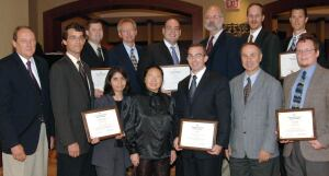The 2006 PCA Education Foundation Research Fellowship winners