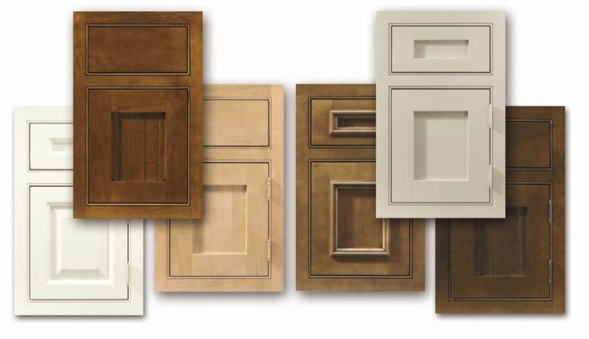Wellborn Cabinets Estate Custom Collection
