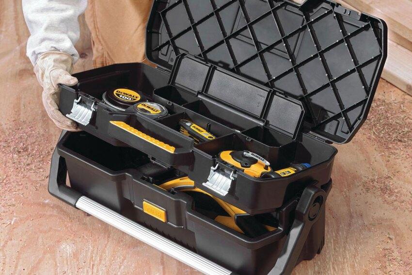 24-Inch Tote: Bon Tool Mason's Tool Bag