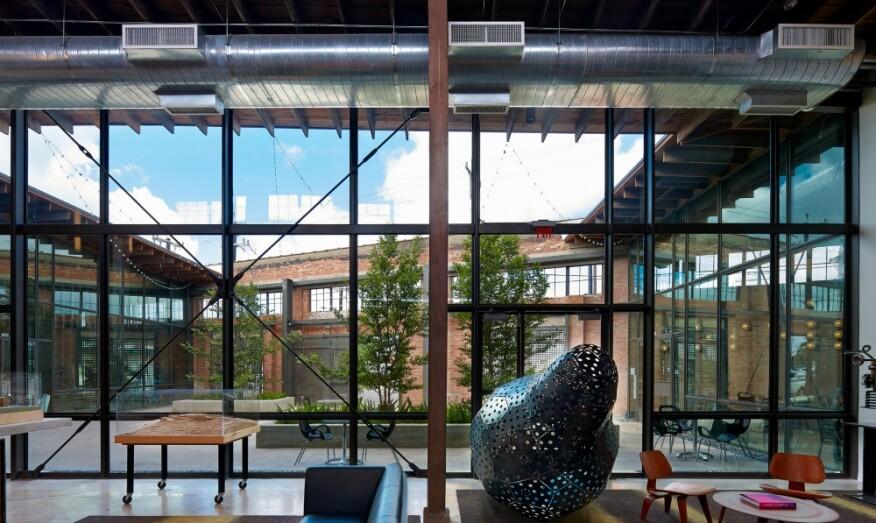 2015 COTE Top 10: Hughes Warehouse