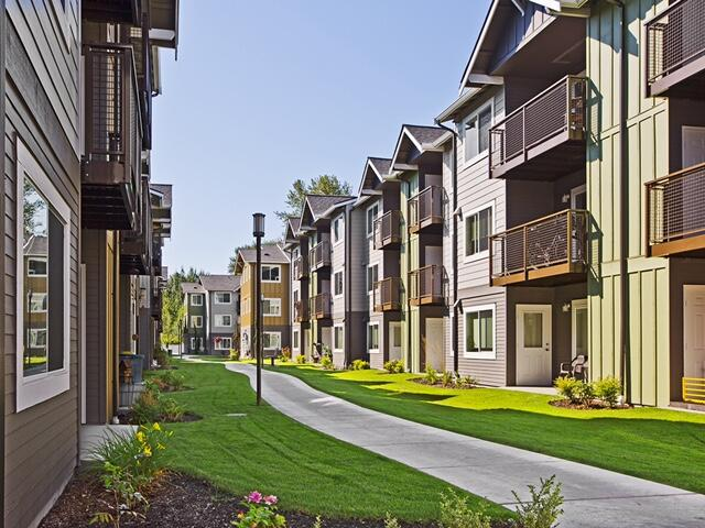 Seattle-Area Apartment Complex Offers Hope for Workforce Housing