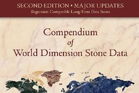 Book on Dimension Stone for Sale