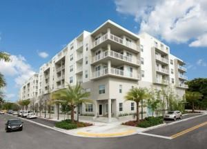 Village Place Apartments is a new low-income housing tax credit development by Housing Trust Group in Fort Lauderdale, Fla.