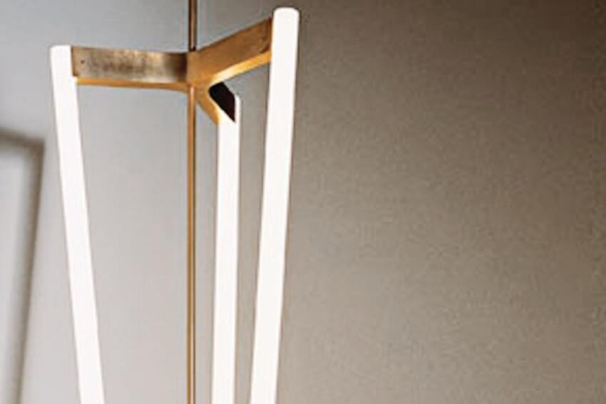 Product: Michael Anastassiades Tube Chandelier