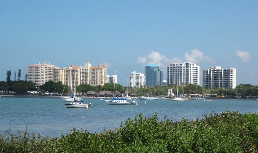 High Price Points Strong in Sarasota