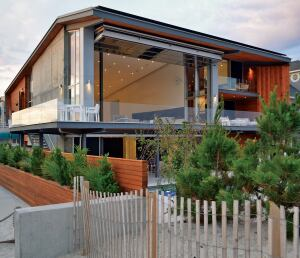 Modern Beach House By West Chin Architect Residential