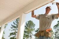 Habitat's Home Builders Blitz crews battle the elements