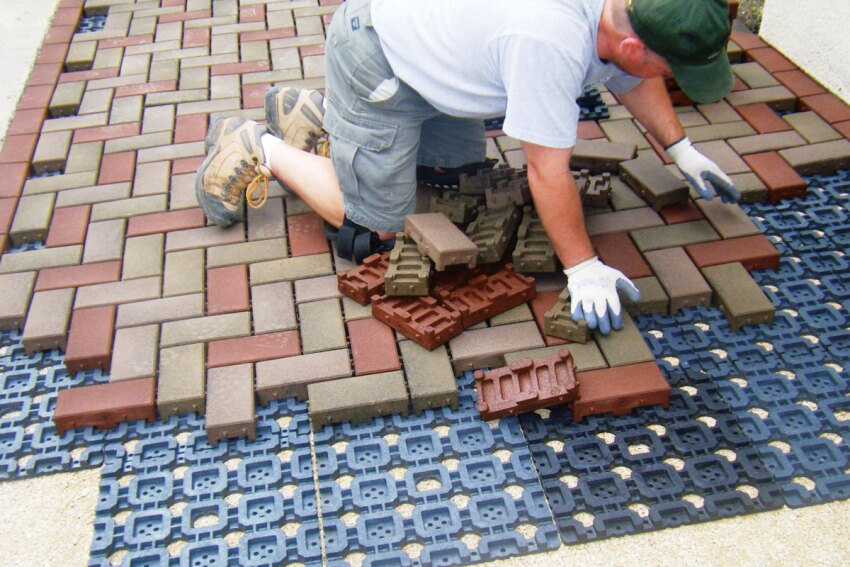 Azek Vast pavers