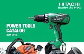 Catalog: Power Tools