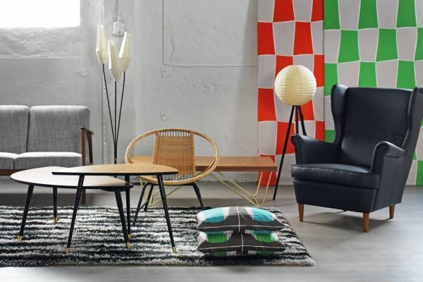 The Årgång Collection features a selection of re-issued midcentury designs.