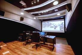 MEDELLIN'S CLAP STUDIOS APPLAUDS WSDG 7.1 DOLBY® APPROVED DUBBING THEATER
