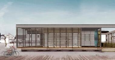 Hurricane-Proof Modular Home Can Stand Up to Sandy-Strength Storms