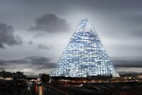 Herzog & de Meuron's Tour Triangle Approved in Paris