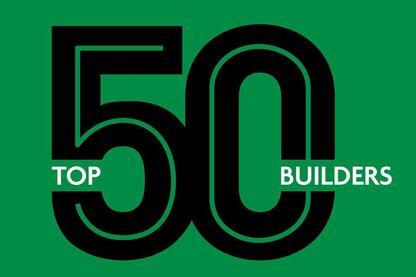 Top 50 Builders 2014