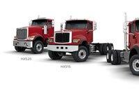 HX Series Vocational Trucks from International Truck