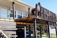 Collapsing Deck Dumps Four at Florida Beach House