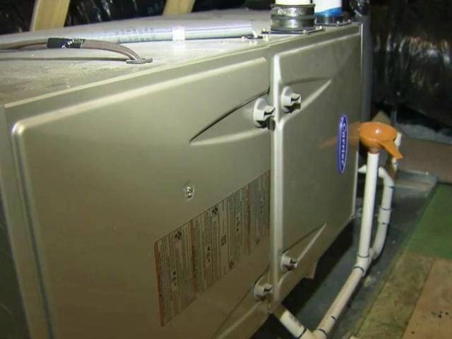 Freezing Furnace Condensate Is North Carolina Ready For