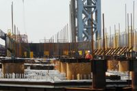 Concrete Technology is Afloat for N.Y. Bridge Project