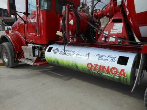 Ozinga Ready Mix Concrete of Mokena, Ill., will have a 100% CNG-fueled fleet by 2020. Lower-cost energy options for fleets include biodiesel, electricity, natural gas (CNG or LNG) and propane (autogas).