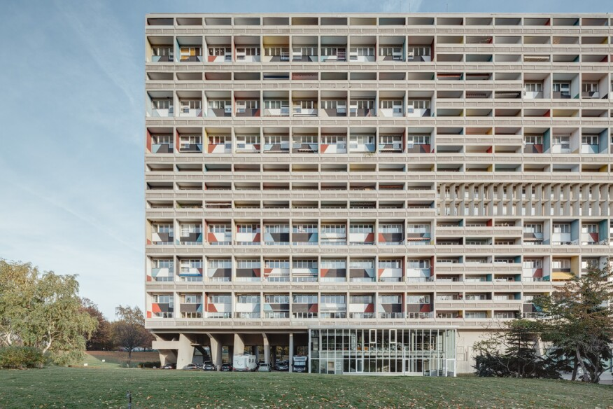 Unesco adds 17 le corbusier projects to world heritage for Le corbusier unite d habitation