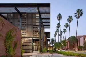 2014 AIA COTE Top Ten Winner: Arizona State University Student Health Services Building