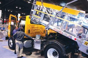 Many exhibitors staff their booths with technical personnel so attendees can take advantage of their expertise to select the best trucks, equipment, and components.