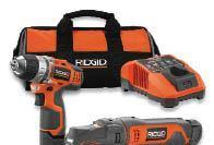 Ridgid R92234 JobMax Combo Kit