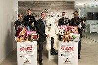 CAA Opens Toy Drive, Donates $25K to Marine Toys for Tots