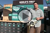 Makita Cordless Rear Handle Circular Saw