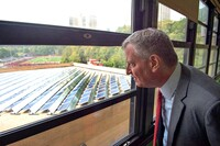 NYC Mayor De Blasio Pushes for Building Energy Savings