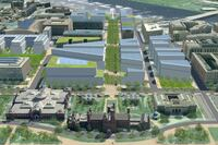 Plans for New Eco-Friendly Southwest District in Washington, D.C., Made Public