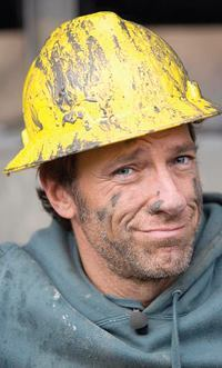 In his cleaner days, Mike Rowe sang professionally with The Baltimore Opera. Photo: Discovery Channel