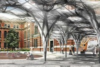 This Week in Tech: A Bio-Inspired Pavilion for the Victoria and Albert Museum
