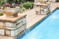 King Waterfall: Why Falls Remain The Most Popular Pool Waterfeature