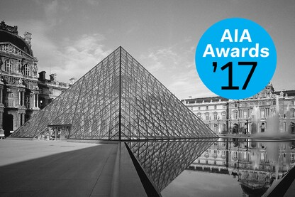 2017 AIA Twenty-Five Year Award: The Grand Louvre—Phase I