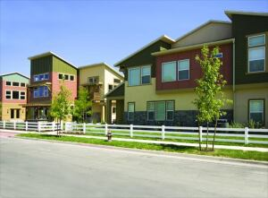 City Wise: Higher density townhomes and condos in the suburbs outside Salt Lake City have allowed Garbett Homes to convert young renters into first time buyers.