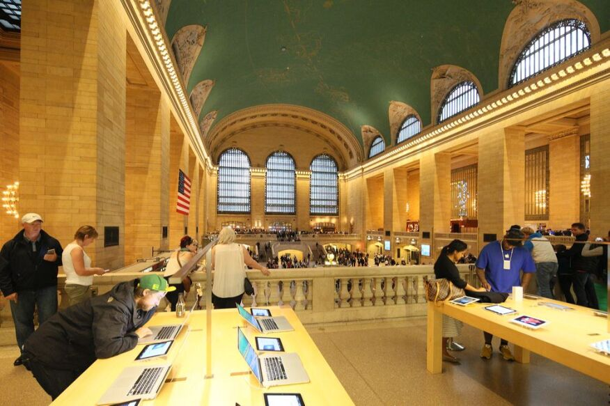 Grand Central Terminal, 2014.