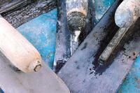 Plaster Spot Feud Continues