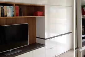 Modular Storage Systems Custom Home Magazine Spaceworks Design Sydney Australia Other