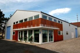 From Warehouse to Energy-Efficient Office Space