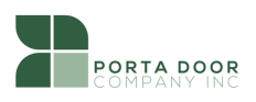 Porta Door Co. Logo