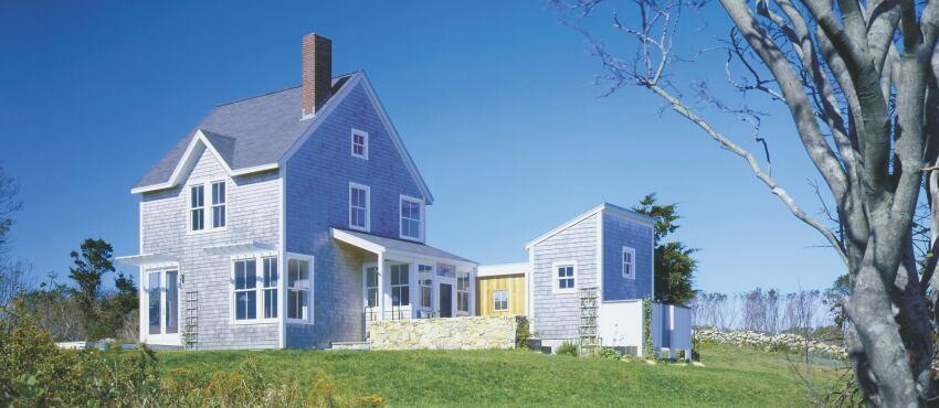 cyronak house, block island, r.i.