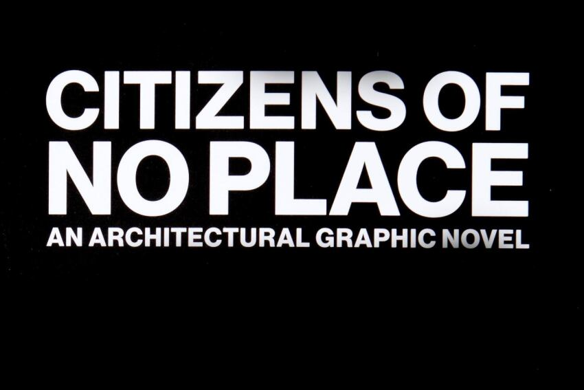 Book: 'Citizens of No Place'