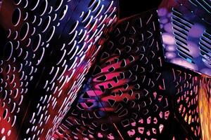 2016 AL Design Awards: MGM Resorts International: The Park—Shade Structures