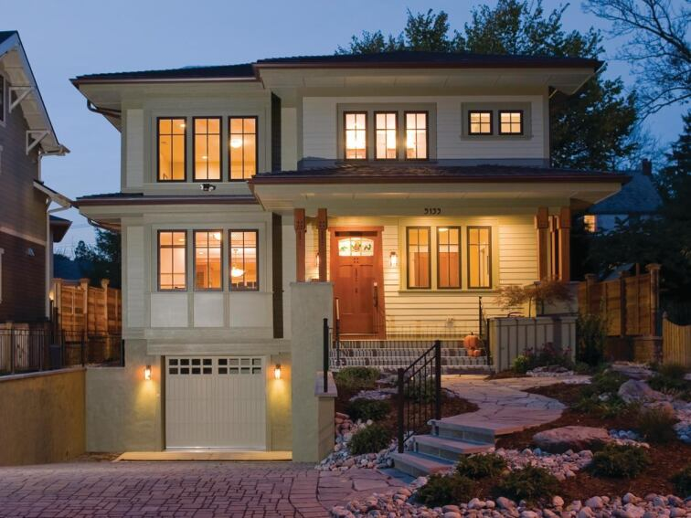Merit Award: The Incredibly Green Home, Chevy Chase, Md.