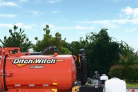 Vacuum Excavator from Ditch Witch