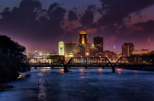 Des Moines, IA is the most affordable city in the U.S. for a first-time home buyer, according to Bloomberg.
