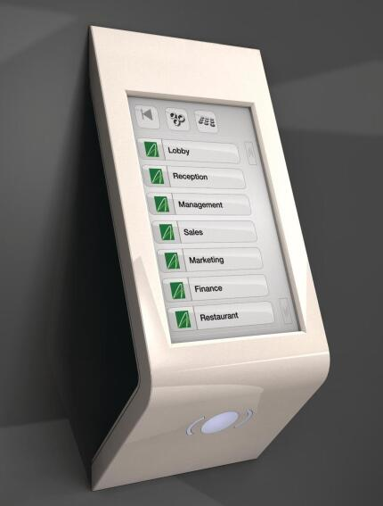 Schindler Elevator Corp.'s Personal Occupant Requirement Terminal Saves Energy