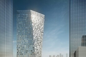 Xuhui Binjian Media City 188S-G-1 Tower and Podium